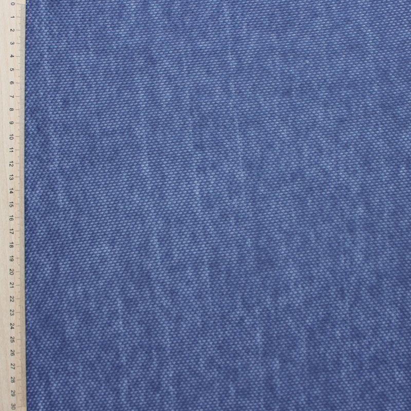 Sportswear maas voering blauw