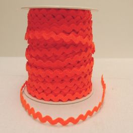 Galon croquet orange fluo