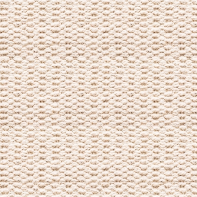 Cotton fabric with white wicker pattern