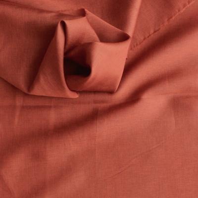 Orange antistatic lining