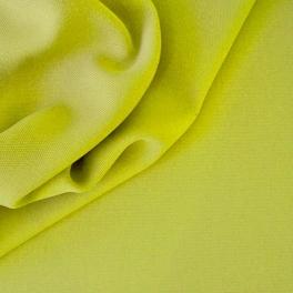 Opcifierende  stof effen groen