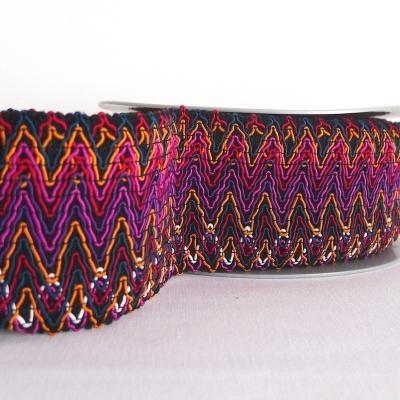Grijse elastische band 6 cm