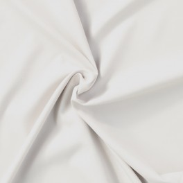 Polyester fabric skin look soft wit uni