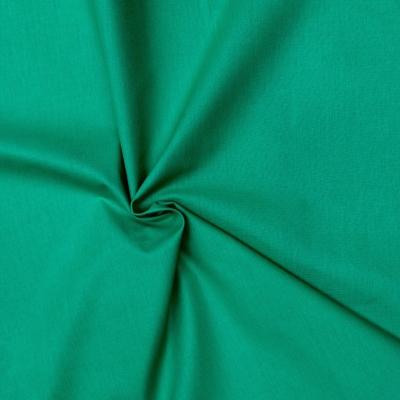 Katoen Cretonne groen