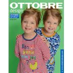 Sewing magazine Ottobre design Women - Autumn/winter 5/2015