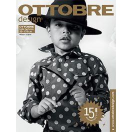 Magazine de couture Ottobre design Enfant - printemps 1/2016