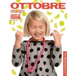 Magazine de couture Ottobre design Enfant - Printemps 2/2015Magazine de couture Ottobre design Femmes - Printemps / Ete 2/2015