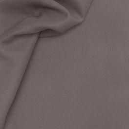 Opcifierende  stof met linnen aspect grijs