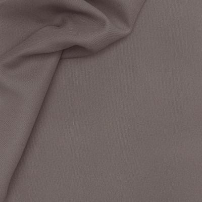 Verduisterende stof met linnen aspect grijs