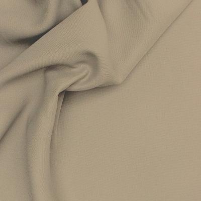 Verduisterende stof met linnen aspect lichtbruin