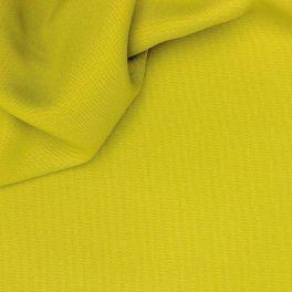 Opcifierende stof met linnen aspect anijsgroen