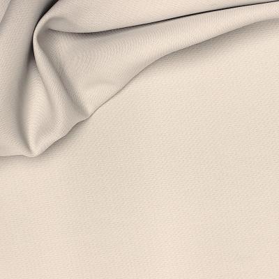 Verduisterende stof met linnen aspect krijtwit