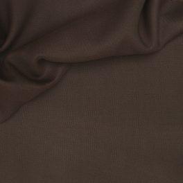 Tissu obscurcissant marron foncé
