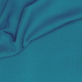 Tissu obscurcissant bleu canard