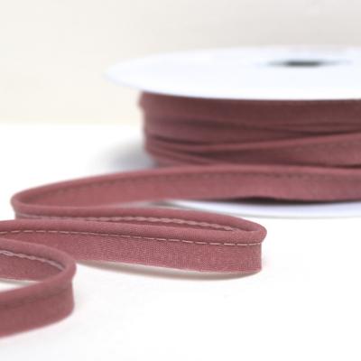 Dark pink piping cord