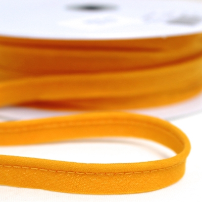 Saffron yellow piping cord