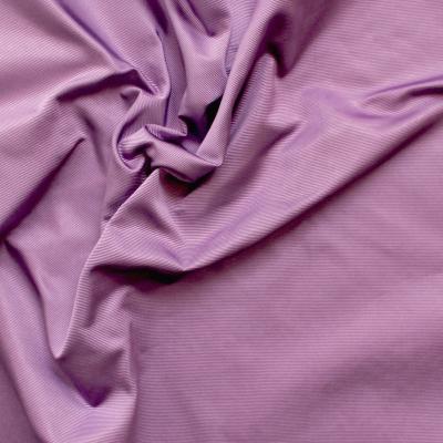 Faille de soie unie mauve violette