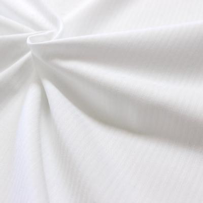 Kledingstof 100% katoen gebroken wit