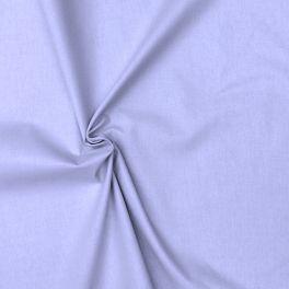 Cotton cretonne plain myosotis blue