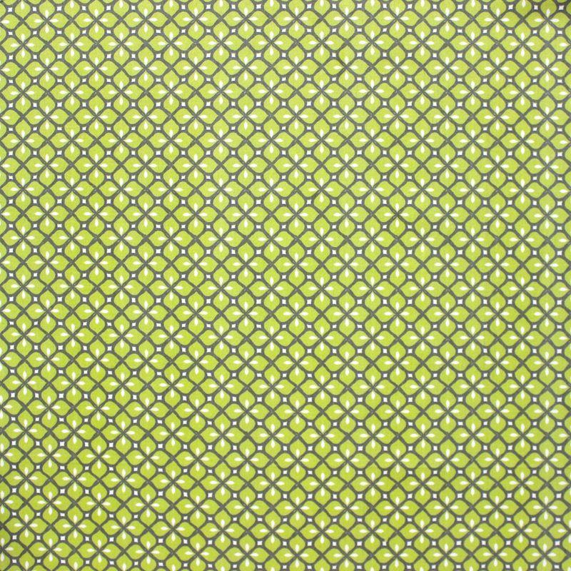 tissu d 39 ameublement motif mosaique moutarde. Black Bedroom Furniture Sets. Home Design Ideas