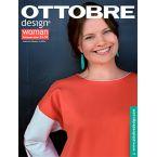 Naaimagazine Ottobre design Vrouw - Herfst / Winter 5/2014