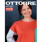 Sewing magazine Ottobre design Women - Autumn/winter 5/2014