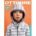 Magazine de couture Ottobre design Enfants - Printemps 1/2014