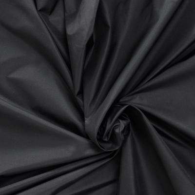 Taffeta 100% soie 100% noir