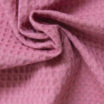 White terry fabric
