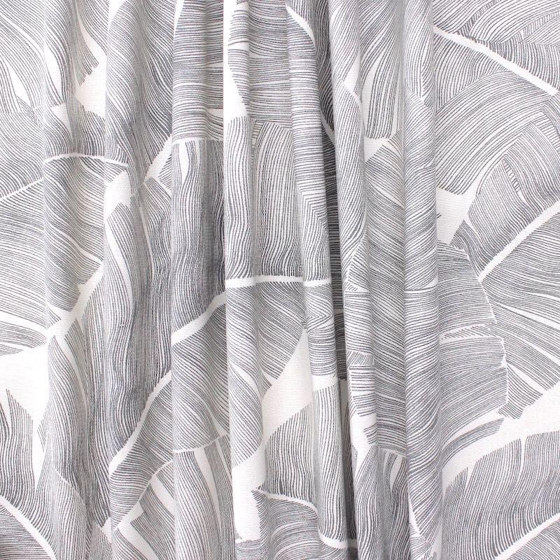 Tissu d'ameublement fond crème imprimé de doudous