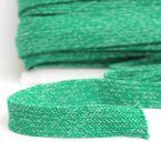 Tresse tubulaire vert