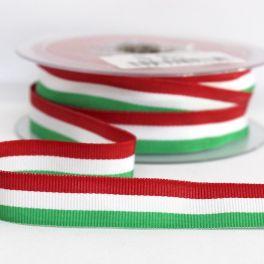 ruban au couleurs de l'Italie