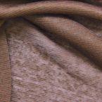 Tissu en maille légère à fines rayures