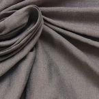 Lichtjes gestreept grijs/blauw stof