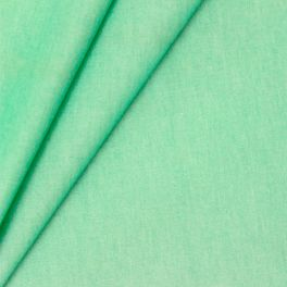 cotton fabric with acrylic coating