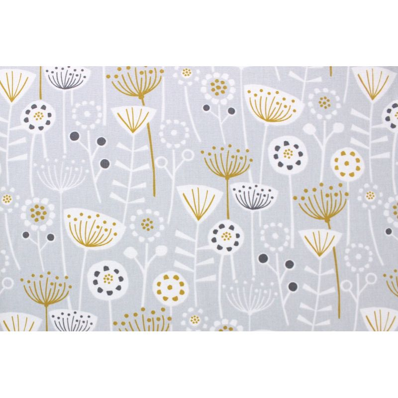 Tissu d 39 ameublement 100 coton inspiration scandinave for Ameublement scandinave