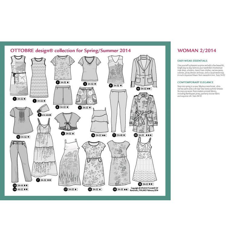 Naaimagazine Ottobre design Kids- Winter 6/2016