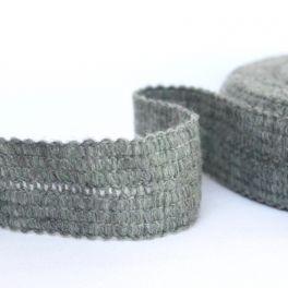 biais vert d'eau 35mm aspect laine