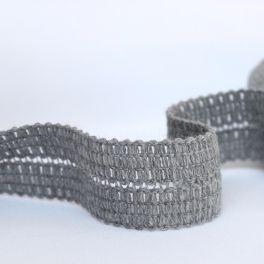 biais gris 35mm aspect laine