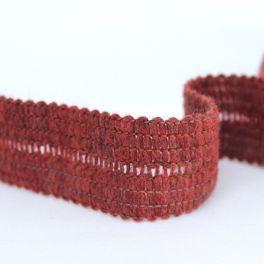 biais terre de sienne 35mm aspect laine