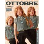 Naaimagazine Ottobre design Kids - Lente 3/2017
