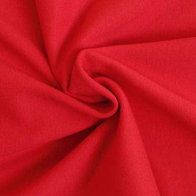 Bord côte uni rouge Ferrari