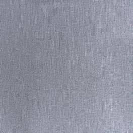 Tissu en lin uni gris souris