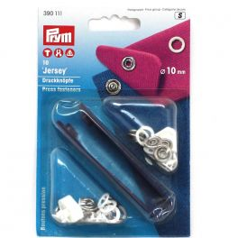 Boutons pression 10mm jersey Prym