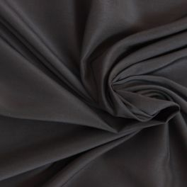 Tobacco brown viscose