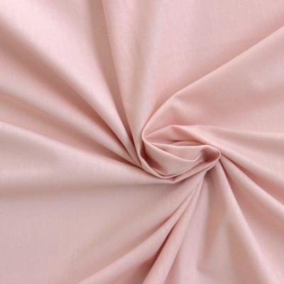 Toile a drap 100% coton rose nude