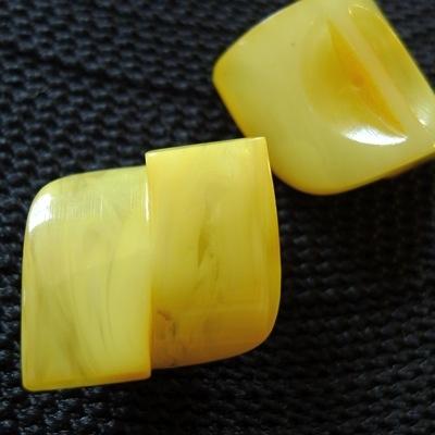 #2694 Lot de 7 étain couleur Crest Boutons