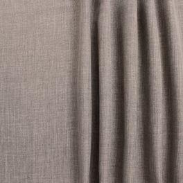 Tissu opacifiant grande largeur effet lin beige