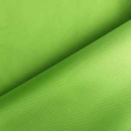 Water-repellent polyester cloth - green anise