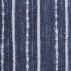 Tissu d'ameublement  100% coton effet jeans tie & dye